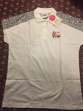 Jennifer Capriati Line For Diadora Tennis Shirt NWT Rare Discontinued