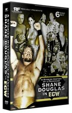 ECW Best of Shane Douglas in ECW DVD set, Francine The Franchise Chris Candido
