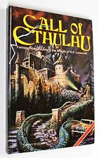 Call Of Cthulhu CORE RULEBOOK THIRD EDITION HARDCOVER 1983 Chaosium RPG 3rd HC
