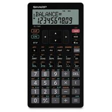 Sharp EL-738FB Financial Calculator - EL738FB