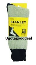 Men's Stanley Electric Battery Power Operated Heated Thermal Socks Work Hunting