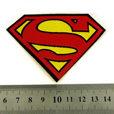 Superman Kids  Iron sew on Patch clothes dressmaking applique
