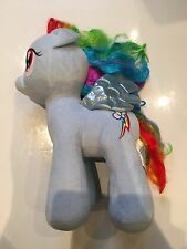 My little pony rainbow dash build a bear Plush**