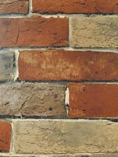 Brick Wallpaper - Faux Brick Wallpaper Pattern BG21584