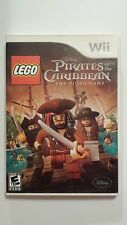 LEGO Pirates of the Caribbean: The Video Game (Nintendo Wii, 2011) Free Shipping