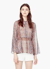 Ladies blouse, shirt new mango MNG size M UK 10