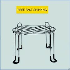 Travel Berkey Stainless Steel Wire Stand with Non-marking Rubber Feet, Free Ship
