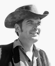 Peter Breck - The Big Valley (1965) -  8 1/2 X 11