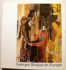CUBISME/BRAQUE/EN EUROPE/CATALOGUE EXPO A BORDEAUX/1982
