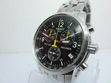 TISSOT PRC 200 CHRONOGRAPH QUARTZ WATCH Ref. T17.1.586.52