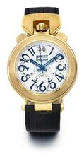 BOVET | A YELLOW GOLD AUTOMATIC CHRONOGRAPH WRISTWATCH WITH DATE SPORTST...