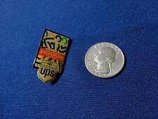 Atlanta 1996 Olympics UPS Lapel Pin
