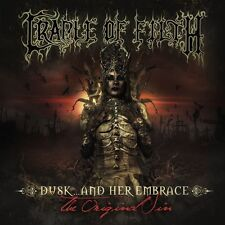 "CRADLE OF FILTH ""Dusk... And Her Embrace - The Original Sin"" 2016 Black Metal"