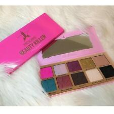 HOT 10 Color Star EyeShadow Cosmetic Shimmer Matte Eyeshadow Palette