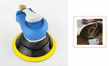 "5"" Air Random Orbital Palm Sander Auto Body Orbit DA Sanding LOW VIBRATION NEW"