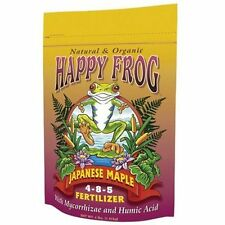Fox Farm Happy Frog Japanese Maple 4 lb Pound - organic natural fertilizer