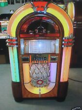Wurlitzer 1015 Jukebox  200 selections 45rpm Bubbler Antique Apparatus