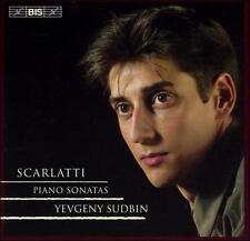 Scarlatti: Piano Sonatas (CD, Jan-2005, BIS (Sweden))