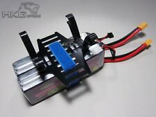 Dual Battery Mount for F450 F550 Multifunction Tall Landing Skid Gear FPV
