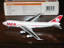 "Inflight 500, Boeing 747 - 200 "" MEA "" in Scale 1:500"