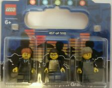 BNIB Lego The Beatles Minifigures Promo Liverpool Store Opening- Rare as Mr Gold