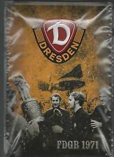 Dynamo Dresden - Blechschild - FDGB 1971 - NEU - OVP