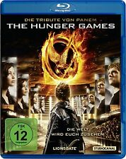 DIE TRIBUTE VON PANEM, The Hunger Games (Blu-ray Disc) NEU+OVP