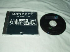 wg THE CURE Concert: The Cure Live (1984) CD West Germany Robert Smith Fiction