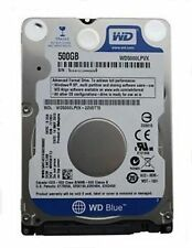 "WD 500 GB 2.5"" (WD5000LPVX/WD5000LPCX) BLUE LAPTOP INTERNAL SATA HARD DISK DRIVE"