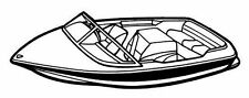 7oz BOAT COVER CORRECT CRAFT MUSTANG 17 1974-1979