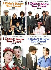 I Didn't Know You Cared Complete Series 1 2 3 4 BBC Collection didnt New UK R2