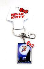 NEW Universal Studios Park Hello Kitty E.T. Flying Bike Keychain