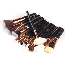 Pro Makeup Foundation Brushes Set Powder Eyeliner Eyeshadow Brush Lip Brush Tool