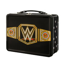 WWE WORLD HEAVYWEIGHT CHAMPIONSHIP BELT LUNCHBOX NEW