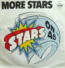 "7"" 1981 NL-PRESS! MORE STARS ON 45 ABBA MEDLEY /MINT-?"