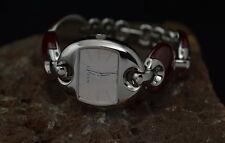 GUCCI 121.5 Red Marina - Exklusive Designer DAMENUHR | Ceramic | NEU