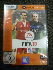 FIFA 10 für PC von Electronic Arts value Game NEU+OVP vom Fachhändler