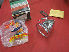 NOS Yankee Rally Sports Mirror #516 Rod Custom AC Cobra Super Rare Find!