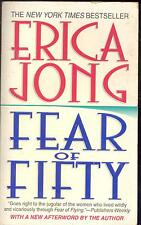 Fear Of fifty by Erica Jong (1995,Paperback)