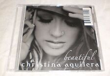 Christina Aguilera Beautiful 2 trk Canada CD Single Dame Lo Que Yo Te Doy