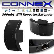 CONNEX Wifi Network Extender Repeater 300mbs  Internet home/office Windows/Linux