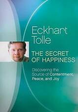 Eckhart Tolle: The Secret of Happiness (DVD, 2016, 2-Disc Set)
