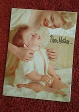 Vintage Procter and Gamble Baby Brochure Ivory Snow, Litho in USA