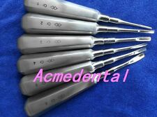 1#...6# Dental Teeth Elevator Extract Tooth Extraction Apical Root Tip
