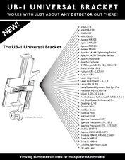 UNIVERSAL LASER DETECTOR BRACKET,LASERLINE LENKER ROD,TOPCON,SPECTRA,LEVEL,UB-1