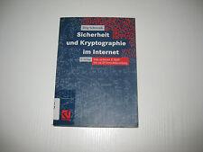 Sicherheit und Kryptographie im Internet von Jörg Schwenk , 2. Auflage 2005