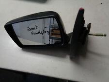 Außenspiegel manuell links Ford Escort `95 Express Bj. ab 95 Schwarz unlackiert