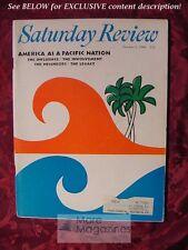 Saturday Review October 8 1966 JAMES J KILPATRICK E. J. KAHN Jr STANLEY KARNOW