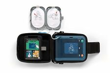 Philips HeartStart FRX Defibrillator(AED)+New Case, Pads &Battery-2 YR WRNTY-