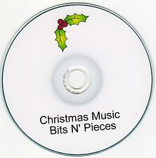 Christmas Music Bits N' Pieces Quiz on CD family fun xmas party.